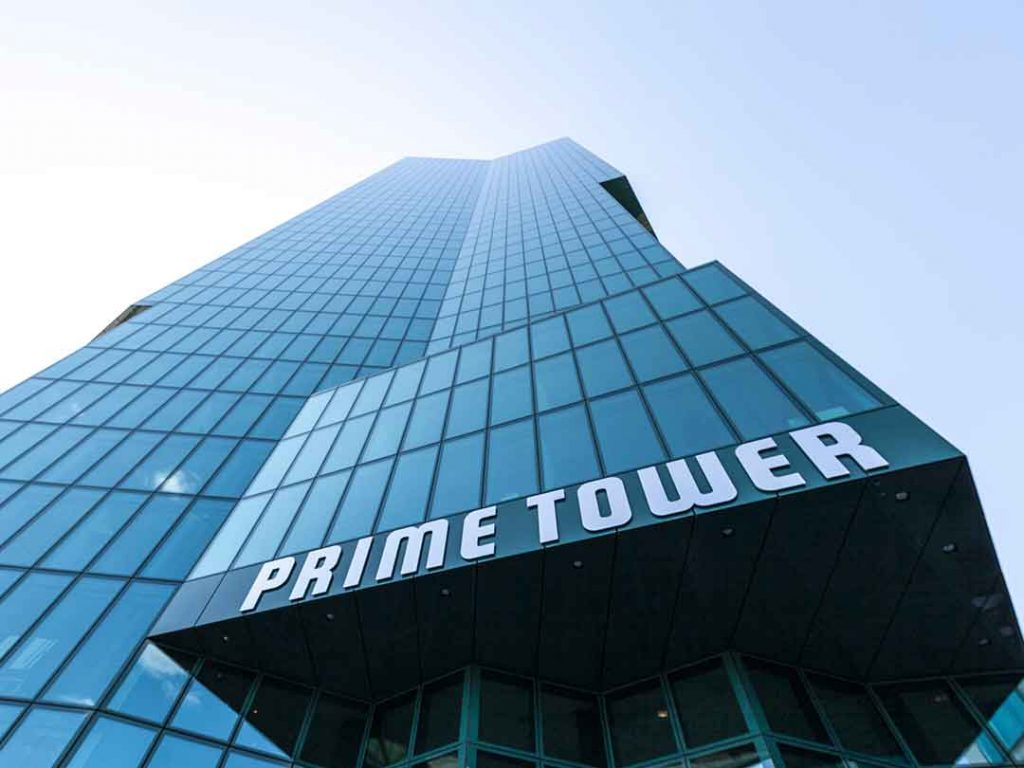 Prime Tower Zurique