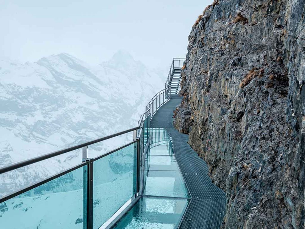 Schilthorn Thrill Walk