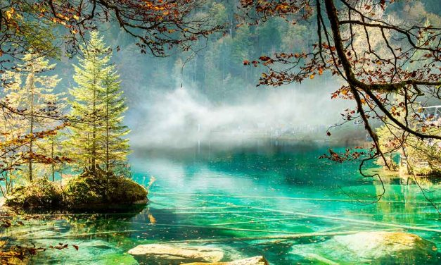 Lago Blausee